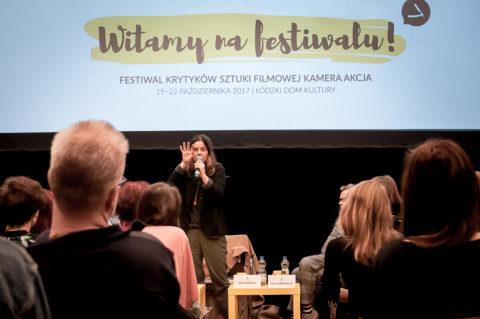 Reportaż_Festiwal Krytyków Filmowych Kamera Akcja