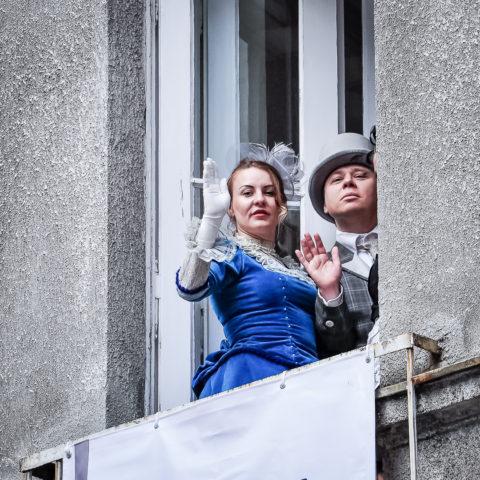 Reportaż _ Noc Muzeów - Kamienica Pinkusa wŁodzi