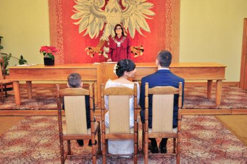 Ślub Sylwii iKuby