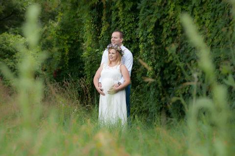 Martyna iMarcin orazwbrzuszku Maja - sesja ciążowa