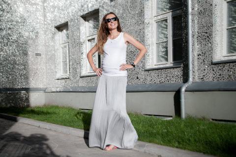 Ciążowe zdjęcia Kamili