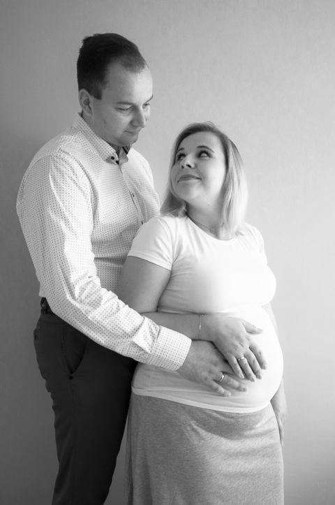 Sesja ciążowa - Martyna iMarcin