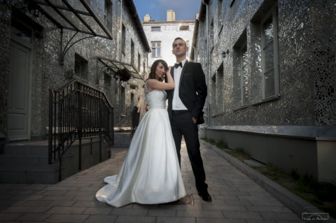 Plener ślubny - Jacek iMarta